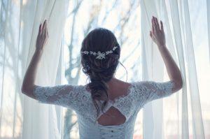 Zmieniająca się moda ślubna