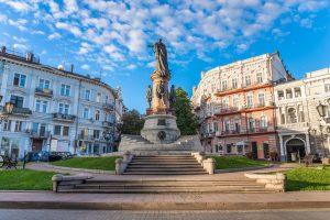 Jakie atrakcję skrywa Odessa?
