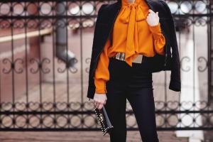 Czarne spodnie damskie – uniwersalna baza każdej stylizacji
