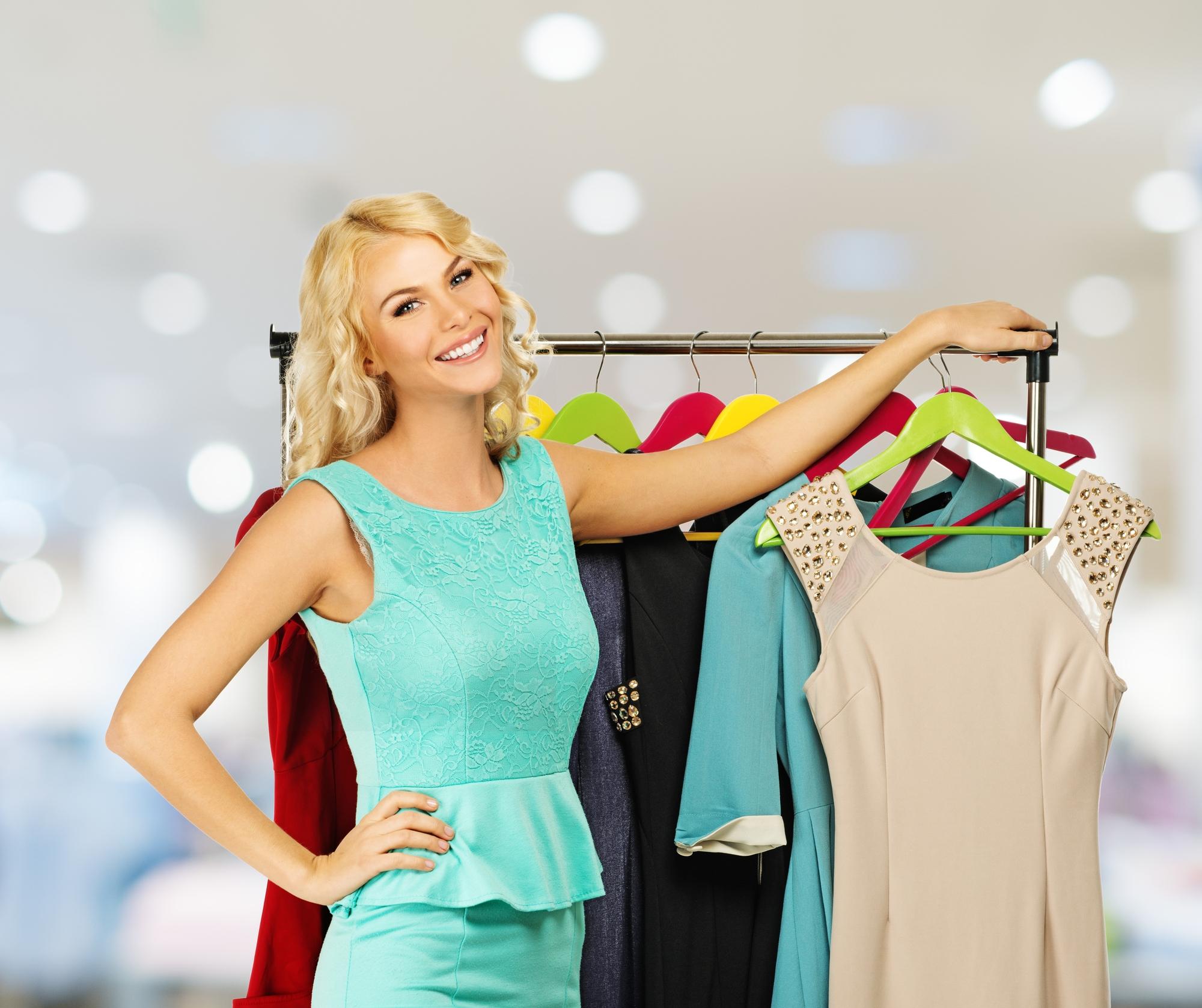 sprzedaż ubrań