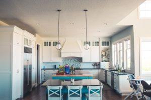 Jaką lampę sufitową kupić do kuchni?