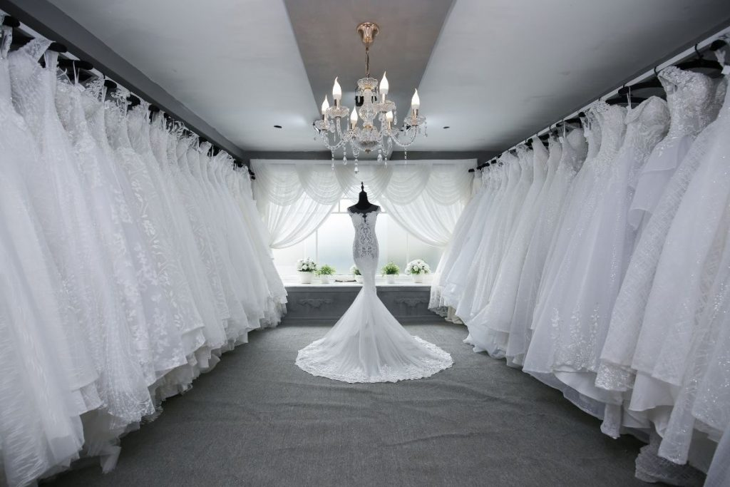 Suknie ślubne w salonie Bella Rossa