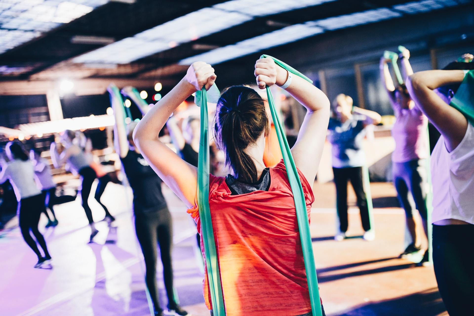 strój do fitness