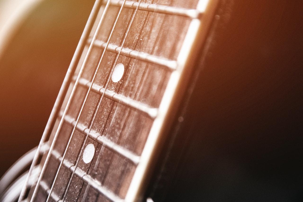 struny gitarowe